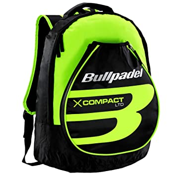 Mochila Bullpadel X-Series Yellow: Amazon.es: Deportes y ...