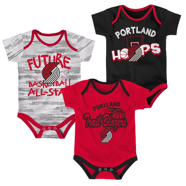 【絶品】 NBA新生児&乳児3piece Onesie Set B076B9SHW5 12 Months Months 12 Blazers B076B9SHW5 Months|Portland Trail Blazers, カンラマチ:7d0bb048 --- arianechie.dominiotemporario.com