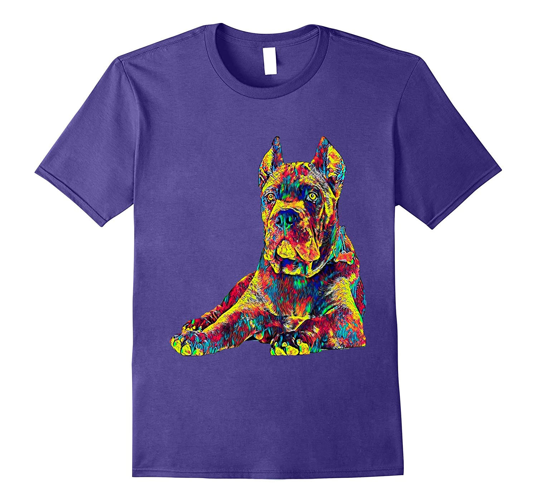 Cane Corso T Shirt Italian Mastiff Dog Pet True Friend Chill-FL
