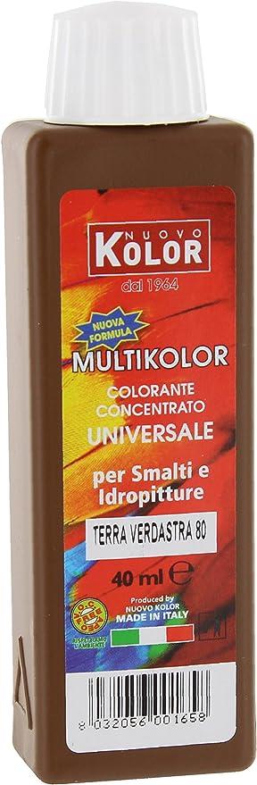 Tinte universal 40 ml Terra Bruc. 80RL 12 uds.: Amazon.es ...