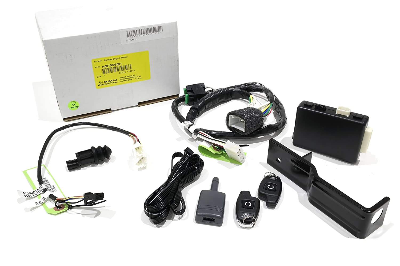 Genuine Subaru H001ssg501 Remote Engine Starter 1 Pack Wiring P I Automotive