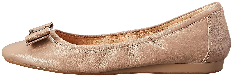 Cole Haan B(M) Women's Tali Bow Ballet Flat B00KWK52ZQ 7.5 B(M) Haan US|Maple Sugar Leather 5ca492