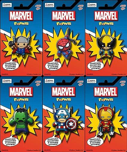 5b126bebd Amazon.com  Marvel Kawaii Floppets  Toys   Games