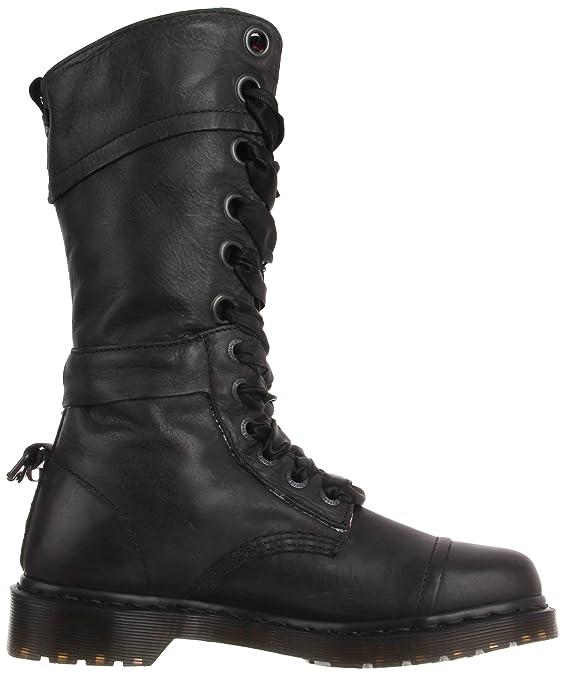 Dr. Martens TRIUMPH 1914 Mirage 12107003 - Botas fashion de cuero para mujer: Amazon.es: Zapatos y complementos