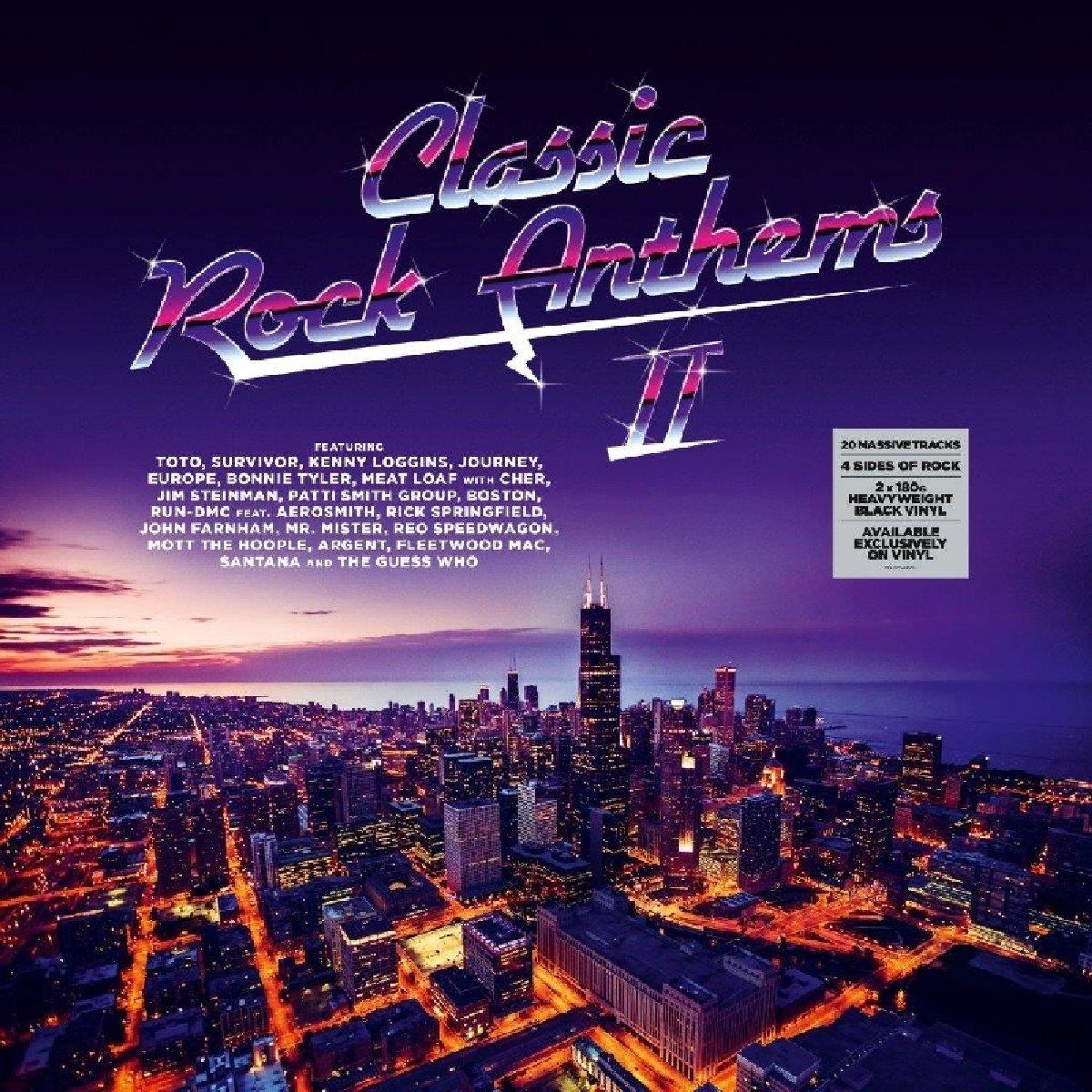 Classic Rock Anthems 2 / Various