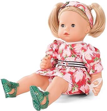 Amazon.com: Gotz Maxy Muffin - Muñeca de fresa para bebé con ...