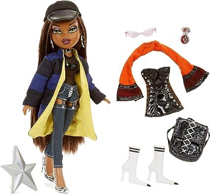 Amazon.com: Bratz Collector Doll – Sasha, Multicolor: Toys & Games