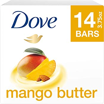14-Count Dove Purely Pampering 3.75 oz Beauty Bar Bath Soap
