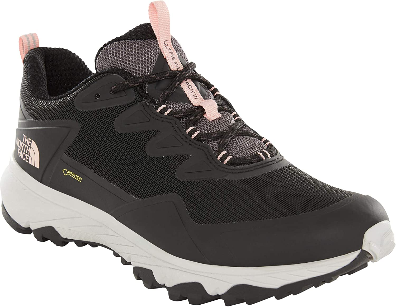 The North Face Ultra Fastpack III GTX - Chaussures Femme - Rose/Noir 2019