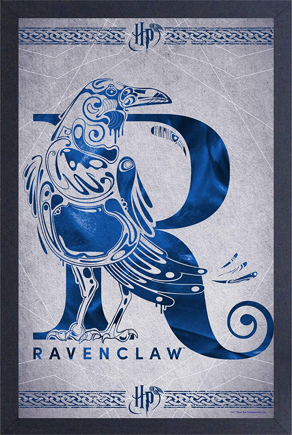 Pyramid America Harry Potter Ravenclaw Wall Poster - Print with Protective Textured Coating in 13