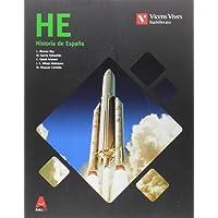 HE (HISTORIA DE ESPAÑA) BACHILLERATO AULA 3D: 000001 - 9788468235790