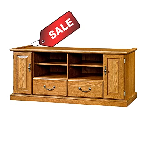 Amazon Com Multi Media Tv Stand With Cabinets And Adjustable