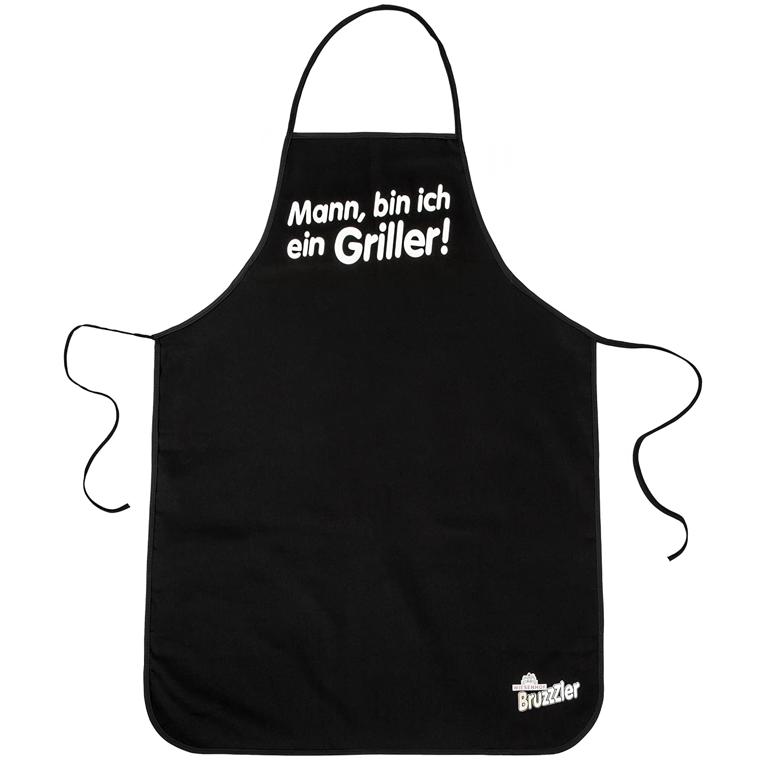 Bruzzzler Apron with Print 200100001083