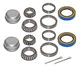 Pair of Trailer Bearing Repair Kits for 1-3/8