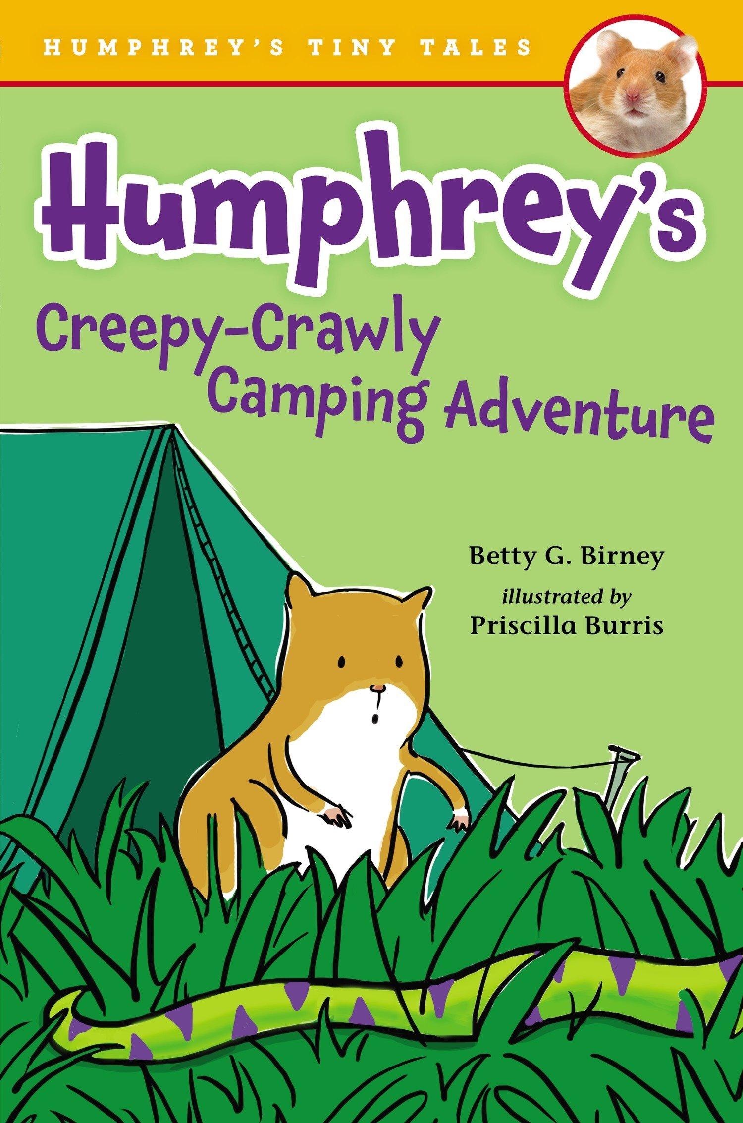Download Humphrey's Creepy-Crawly Camping Adventure (Humphrey's Tiny Tales) ebook