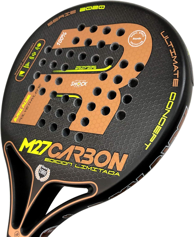 Royal Pádel M27 Carbon Ultimate LTD