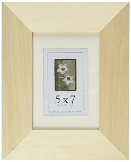Amazon.com - 5x7 DIY Picture Frame - 2 Inches -