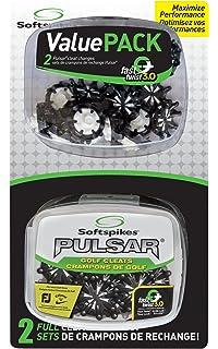 ac001e6f7 Amazon.com   Softspikes Pulsar Golf Cleats   Sports   Outdoors