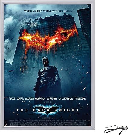 Amazon.com: Plata caja de luz visualización para película ...