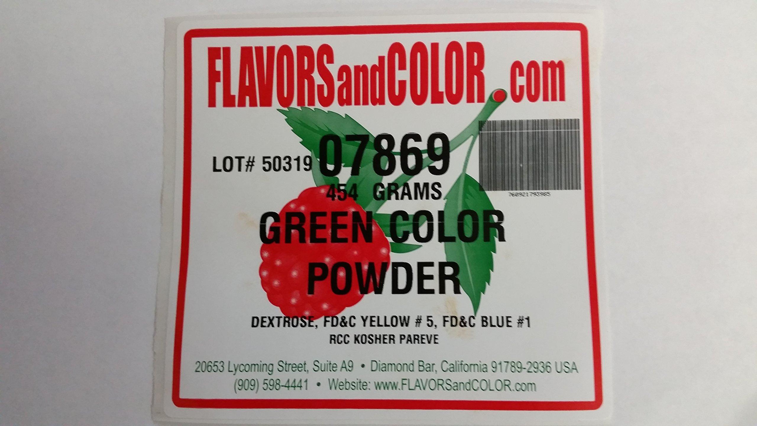 Green Powder Blend 454 Grams