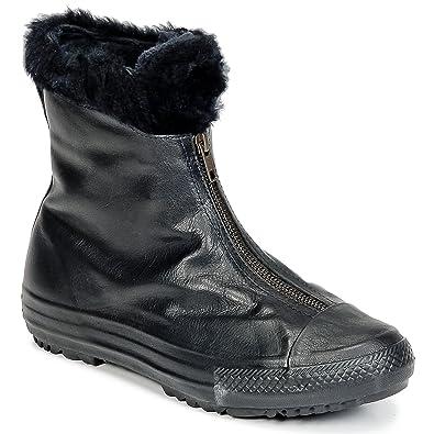 5b075663b19f Converse Chuck Taylor All Star Hi Rise Boot Shroud Black Size  5.5 ...