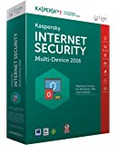 Kaspersky Internet Security Multi-Device 2016 - 3 Geräte / 1 Jahr