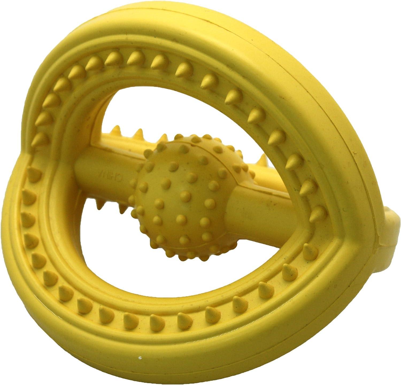 Happy Pet - Pelota de Juguete Resistente con diseño de Estructura
