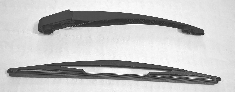Braccio tergicristallo posteriore con spazzola da 40/cm RA862