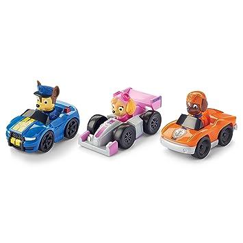 "ea3f9debb PAW PATROL 6038263 ""Roadster Chase, Skye & Zuma Racers Team Pack"