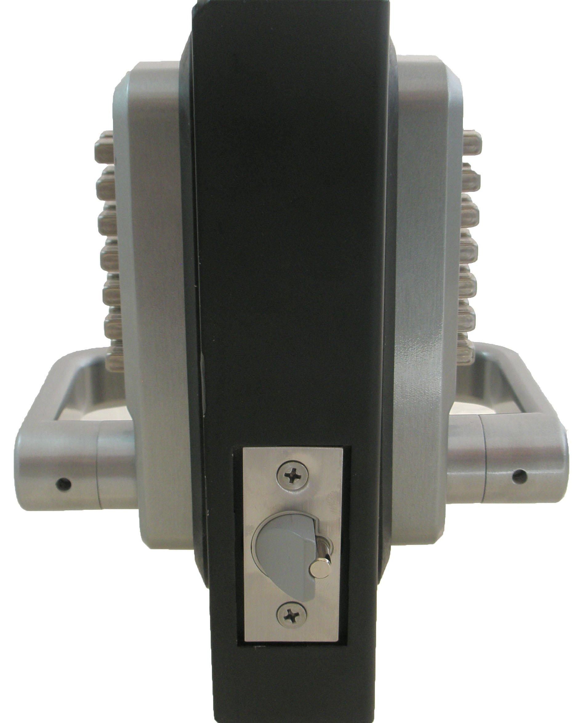 2835SCDC Mechanical, Keyless Lever Lock