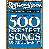 Rolling Stone Sheet Music Classics, Vol 2: 1970s-1990s (Rolling Stone Magazine, Vol 2)