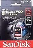 Sandisk SDXC Extreme PRO UHS-II 128GB R 300MB/s W 260MB/s U3 SDSDXPK-128G サンディスク 海外パッケージ品 [並行輸入品]