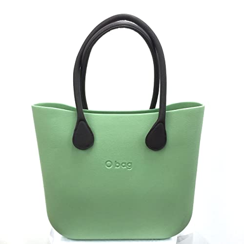 BORSA O BAG SALVIA+MANICI LUNGHI MARRONI+SACCA VERDE  Amazon.it ... 46da42efa68