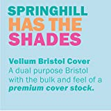 Springhill Cardstock Paper, White