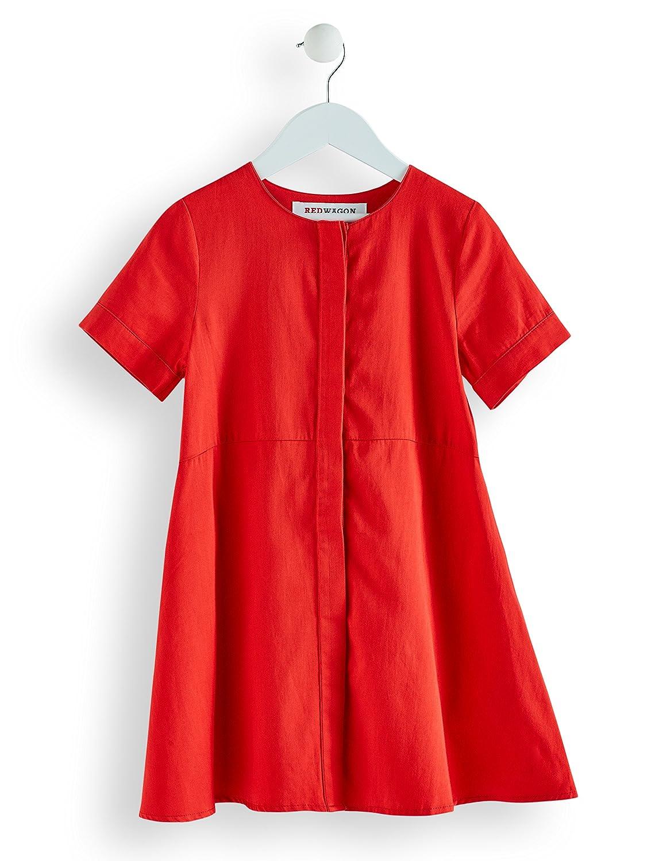 RED WAGON Vestito Chemisier A-line Bambina