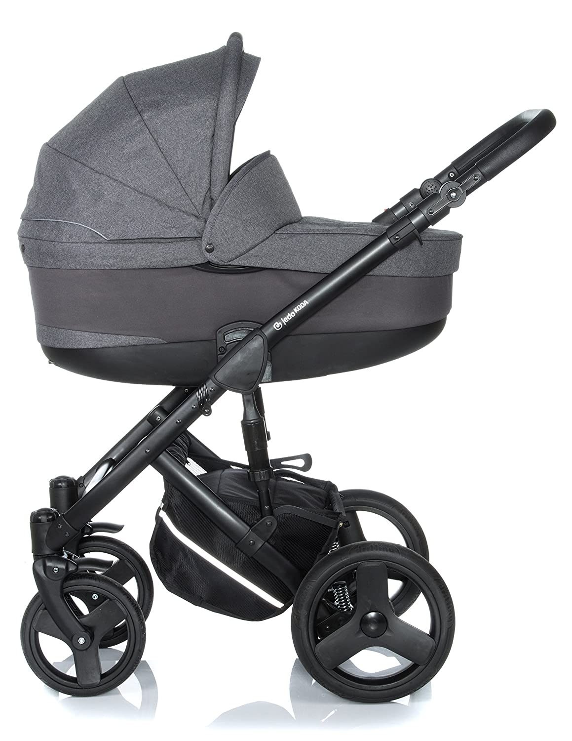 Baby stroller Jedo: photo and review of models, reviews 10