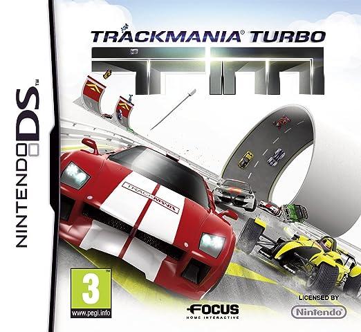 Ubisoft TrackMania Turbo - Juego (No específicado)