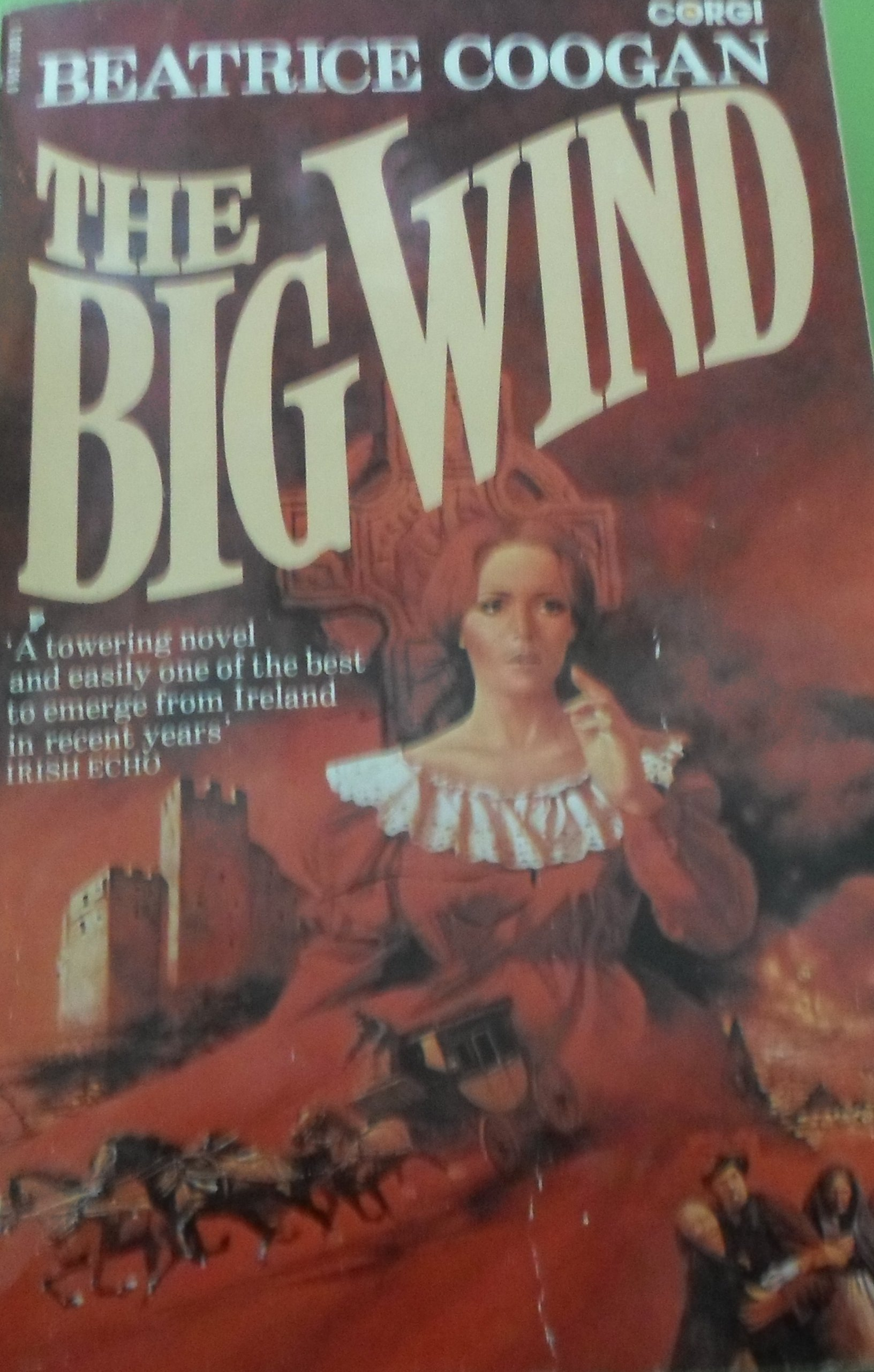 Download The Big Wind A Novel Of Ireland By Beatrice Coogan