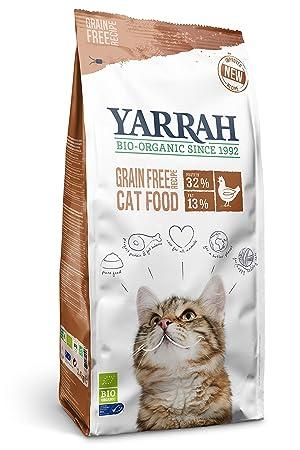 Yarrah Bio Gato trockenfutter Grain Free, 1er Pack (1 x 6 kg ...