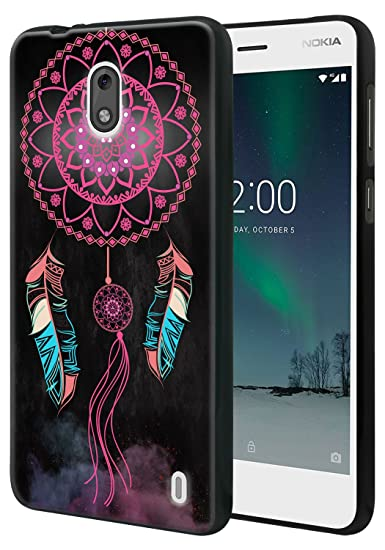 best service 3db2b f1015 Nokia 2 Case, Harryshell Lightweight Slim Thin Tpu Gel Skin Flexible Soft  Rubber Protective Case Cover for Nokia 2 (A-1)