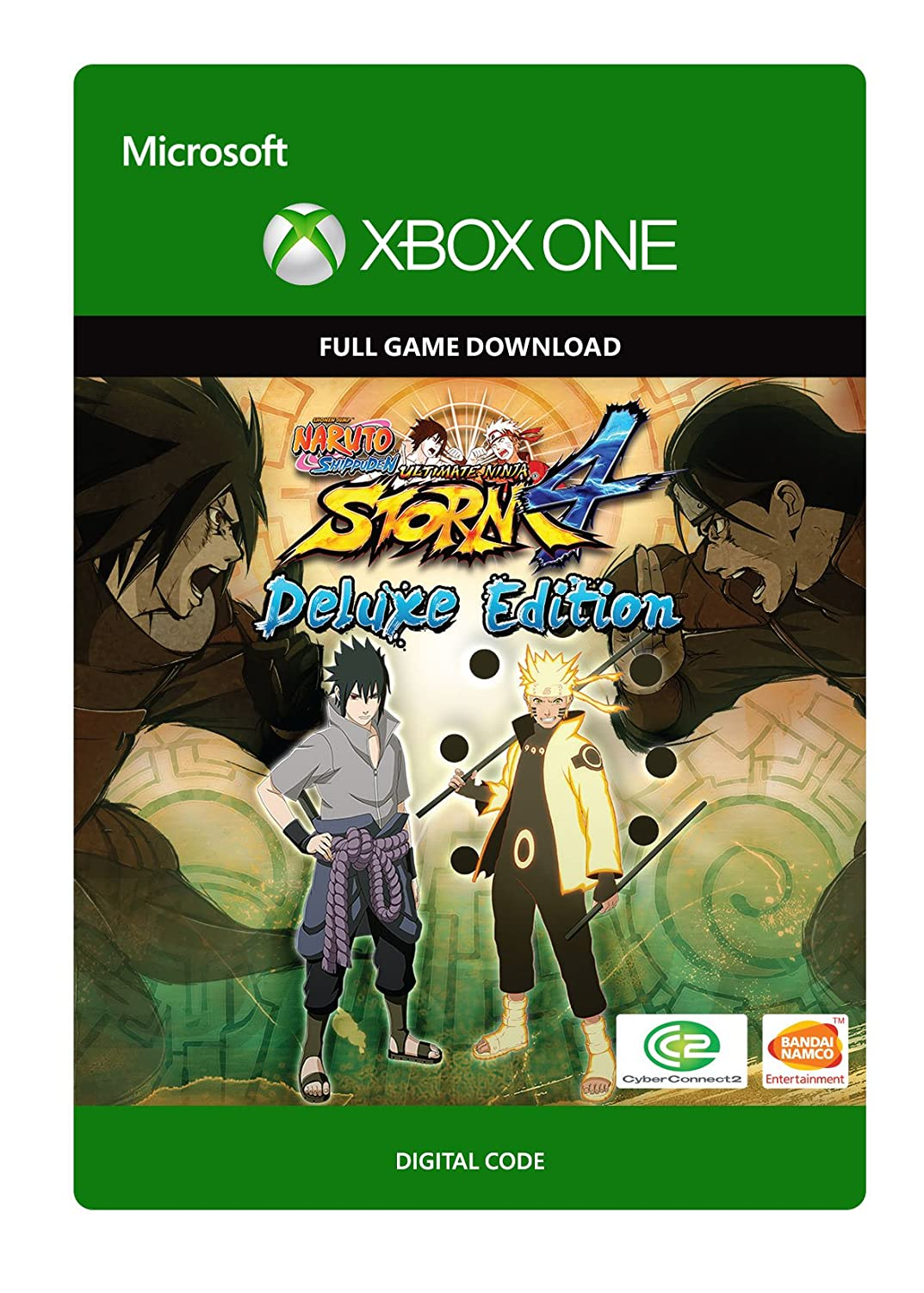 Naruto Ultimate Ninja Storm 4 - Deluxe Edition - Xbox One Digital Code