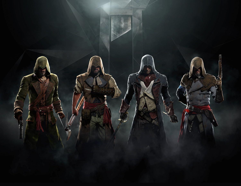 Of Assassins Untiy