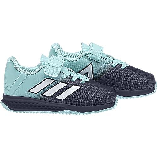 adidas Rapidaturf Ace El I, Zapatillas Unisex bebé: Amazon.es: Zapatos y complementos
