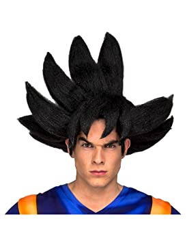 My Other Me Me Me- Goku Dragon Ball Peluca Multicolor (230123: Amazon.es: Juguetes y juegos