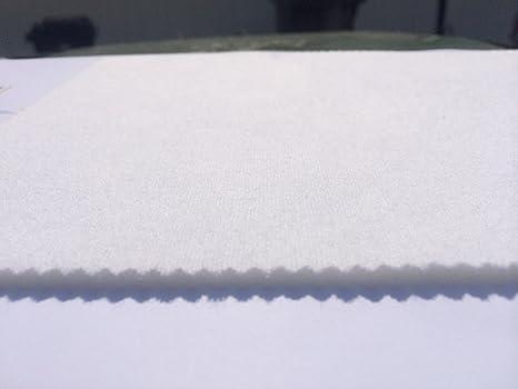 Mesa de centro de muletón en piezas de humedad absorbente con diseño de 3 mm de