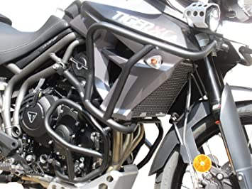 Heed Crash Bars For Tiger 800 Xcxr 2015 2018 Upper Amazonco