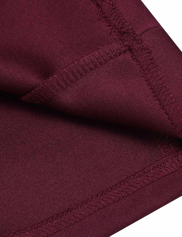 Grabsa Women/'s Collarless Open Front Cardigan Jacket Casual Work Office Blazer