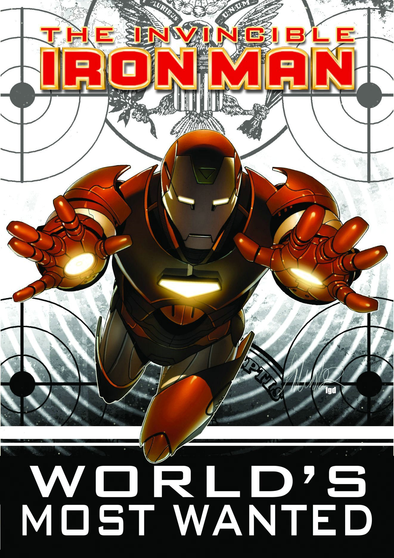 Download Invincible Iron Man, Vol. 2: World's Most Wanted, Book 1 pdf
