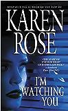 I'm Watching You (Romantic suspense Book 3)