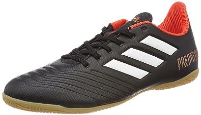cheaper 88a3f 66698 adidas Herren Predator Tango 18.4 IN Fußballschuhe Schwarz (Core BlackFTWR  WhiteSolar